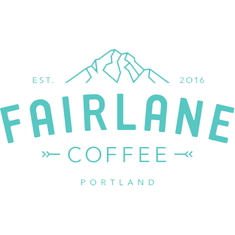 Fairlane Coffee Logo Portland Oregon Sellwood Westmoreland SCA Specialty Coffee Association