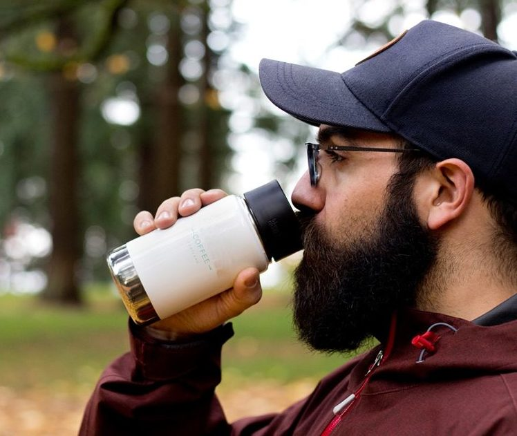 Eli Natarajan is Fairlane Coffee's Marketing lead and barista